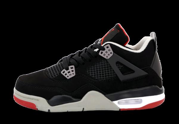 Баскетбольные кроссовки Nike Air Jordan (Premium-class) черные