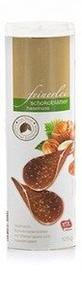 Шоколадные Чипсы Feinerlei молочный шоколад. 125 г