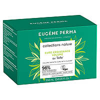 Средство Против Выпадения волос Eugene Perma  Cure Croissance Volume au Trèfle bio , 12*6 мл, Против Выпадения, фото 1