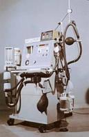 Аппарат искусственной вентиляции легких РО-6-06 с наркозным блоком