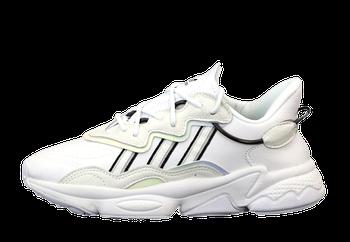 Мужские кроссовки adidas Ozweego (адидас озвиго) белые