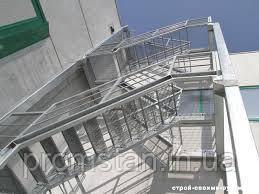 Металлические лестницы и ограждения, фото 2