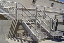 Металлические лестницы и ограждения, фото 3