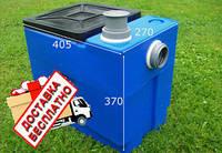 Сепаратор жира, жироуловитель, сепаратор жира  под мойку,  DG 501e, Эколайн