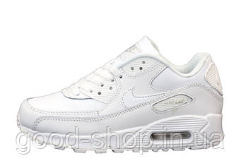 "Мужские кроссовки Nike Air Max 90 Leather ""White"" (копия)"