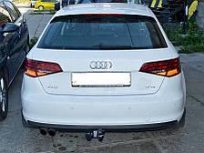 Фаркоп на Audi A3 (c 2012--) Hakpol