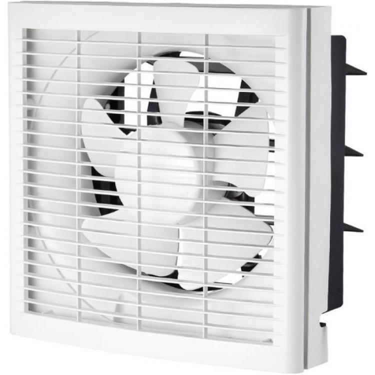 Осьовий витяжний віконний (форточный) вентилятор Турбовент ОВВ 300