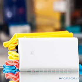 Силиконовый чехол Xiaomi Mi Power Bank Pro 2 10000mAh (PLM03ZM/VXN4179CN) White