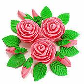 Добрик кондитерский декор Букет роз