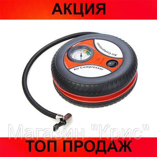 Автомобильный компрессор Mini Air Compressor!Хит цена