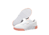 Женские кроссовки Puma Cali (Пума Кали) белые, фото 5