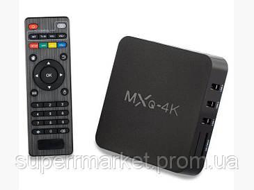 Smart TV приставка MXQ 4k 2Gb+16Gb Android 7.1 TV box 4K Ultra HD