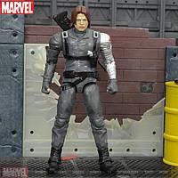 Фигурка Зимний Солдат, Мстители, Марвел, 18 см - Winter Soldier, Avengers, Marvel SKL14-143261