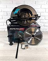 Пила дисковая Grand ПД-235/2500