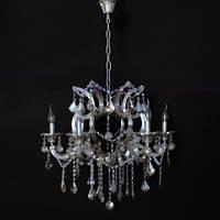 Люстра со свечами хрустальная IMPERIA шестиламповая LUX-451525