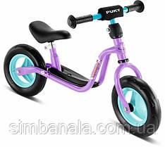 Детский велобег Puky LR M (лиловый/lilac), Германия