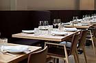 Столешницы из натурального дерева в стиле LOFT для столов в кафе, фото 4