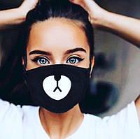 Маска для лица,тканевая маска, защитная маска