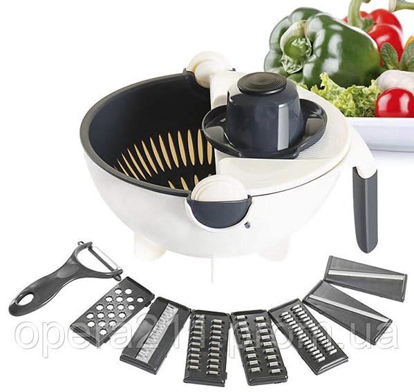 Многофункциональная  овощерезка  Wet Basket Vegetable Cutter (AS SEEN ON TV)