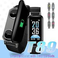 Фитнес-браслет T089 - многофункционален и  практичен в использовании, фото 1