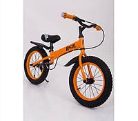 Детский Беговел Racer BA14-04 orange