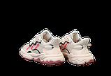 Жіночі кросівки adidas Ozweego (адідас озвиго) різнокольорові, фото 3