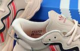 Жіночі кросівки adidas Ozweego (адідас озвиго) різнокольорові, фото 8