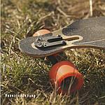 Скейтбор из шпона клена: какэтосделано