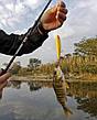 Спиннинг Lucky John Vanrex JIG 21 2.44 м 5-21 г спиннинговое двусоставное удилище LJVJ-802MLF, фото 2