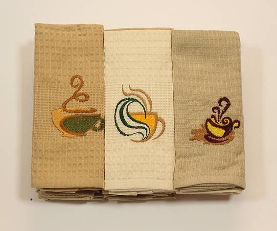 Набор полотенец Кофе (12 шт), фото 2