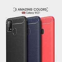 TPU чехол накладка Urban для Samsung Galaxy M31 (3 цвета)