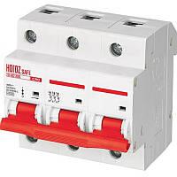 Автомат трехполюсный 3Р 80А C 4,5кА 400V Safe Horoz Electric 114-002-3080