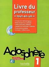 Adosphère 1 Livre du professeur / Книга для учителя