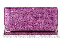 Кошелек женский Kivi Flower Violet