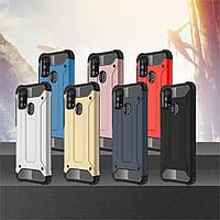 PC + TPU чехол Hard case для Samsung Galaxy M31 (7 цветов)