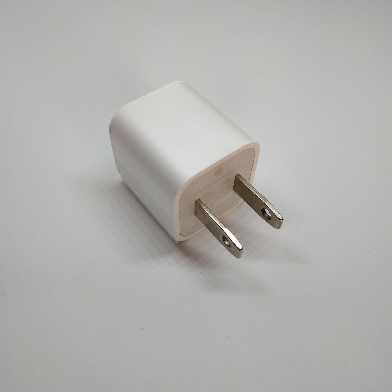 Мережевий зарядний пристрій Novacell для Apple iPhone 1000mAh американська вилка