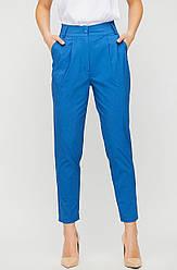 Женские легкие укороченные брюки, в расцветках, р.S,М,L