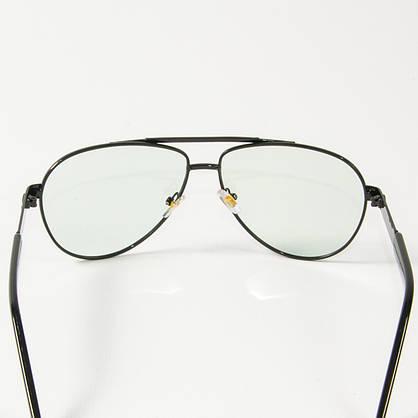 Оптом имиджевые поляризационные очки  (арт. P9108-H/1) с черной оправой, фото 3