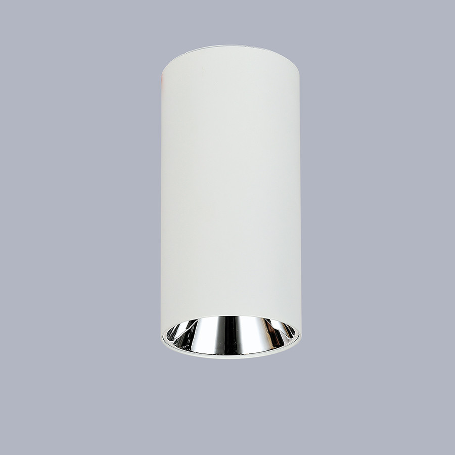 Белый светодиодный светильник с направлением света