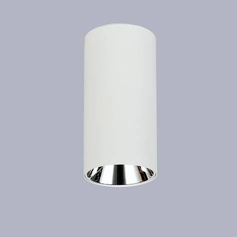 Белый светодиодный светильник с направлением света, фото 2