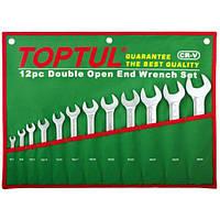 Набор рожковых ключей 12 шт. 6-32 мм TOPTUL GAAA1206