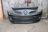 Бампер передний для Renault Clio 3 , 2005-2009