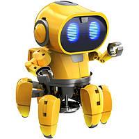 Интерактивный робот-конструктор HG715 Yellow