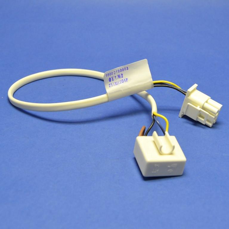 Реле тепловое с защёлкой для холодильника Indesit C00851160 (482000049306)
