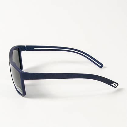 Оптом поляризационные  спортивные мужские солнцезащитные  очки  (арт. P76050/1) черно-синие, фото 2