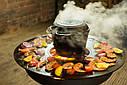 Мангал с диском для жарки UNO, фото 5