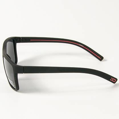 Оптом поляризационные  спортивные мужские солнцезащитные  очки  (арт. P76050/2) черно-красные, фото 2