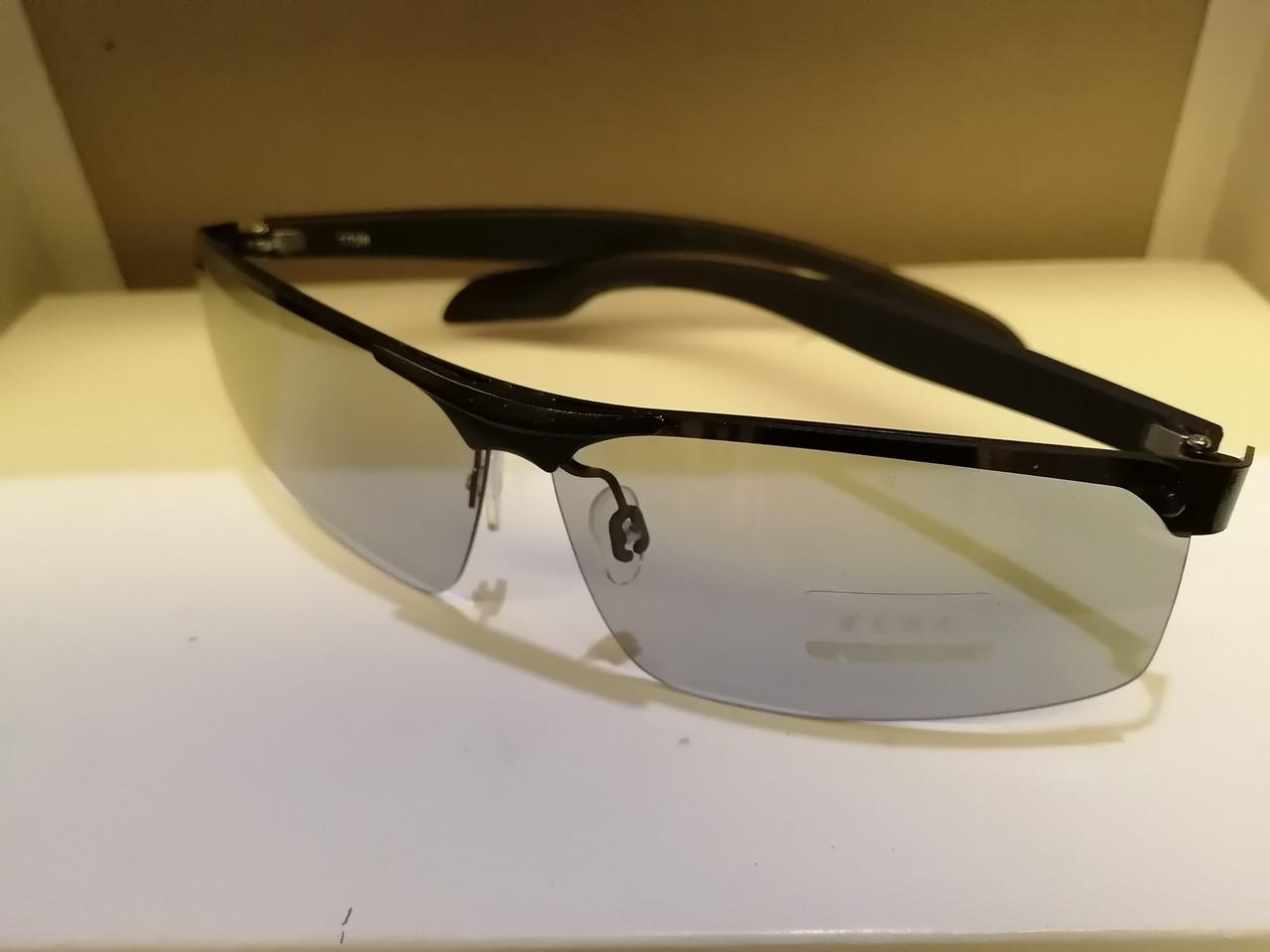 Солнцезащитные очки в первые НОВИНКА Хамелеон polar, мужские