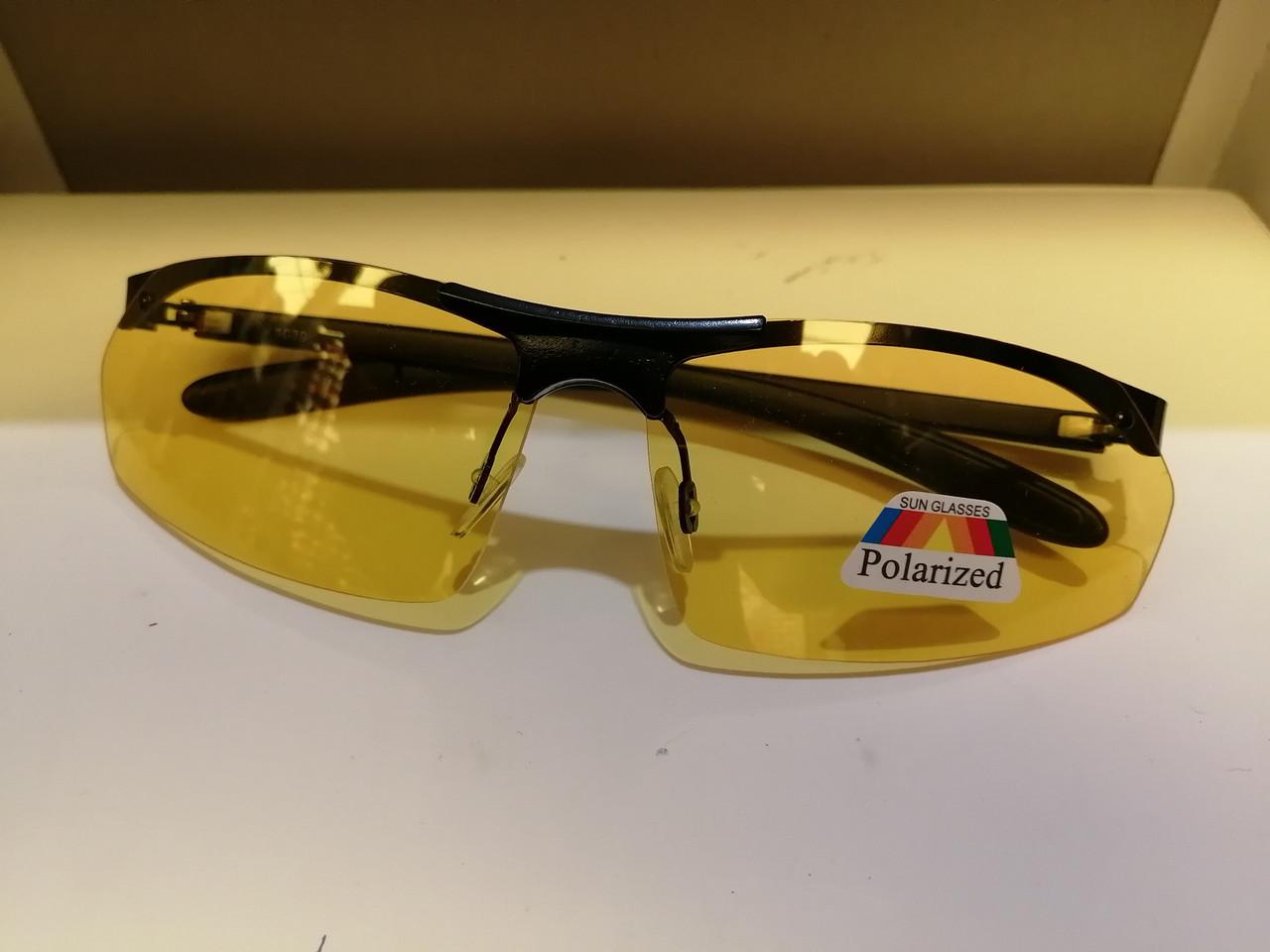Антифары мужские солнцезащитные очки polar спорт