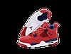 Баскетбольные кроссовки Nike Air Jordan 4 (Найк Аир Джорданы 4) красные, фото 6